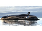 Xhibitionist de Gray Design, un super-yacht au design futuriste